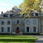 Voltaire háza egyszerre 3 ország területén állt