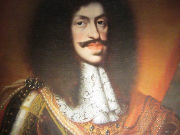 (Teveszájú) I. Lipót magyar király