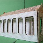 Görög építészet – készíts Parthenón-makettet!