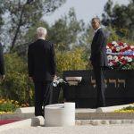A magyar Herzl Tivadarról a világ legjelentősebb államférfiai emlékeztek meg