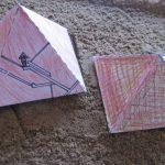 Piramisépítés – sablonnal