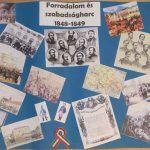Tanítványaink munkái – 1848. forradalom és szabadságharc