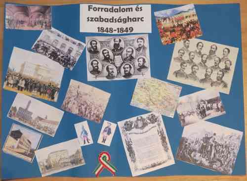 szabadságharc plakát