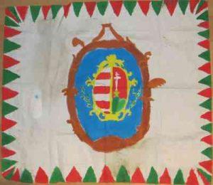 szabadságharc zászló