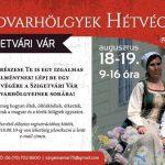 Udvarhölgyek hétvégéje a Szigetvári Várban