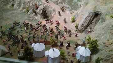 A török tábor