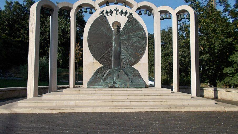 Magyar Nemzeti Himnusz-szobor - Budakeszi