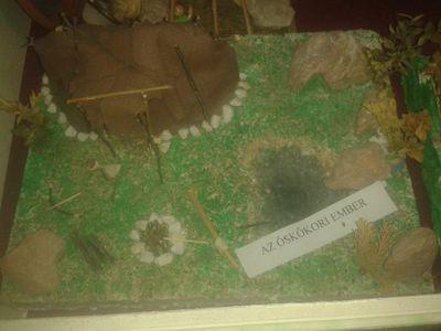 Az őskori ember lakóhelye