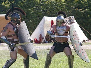 savaria történelmi karnevál