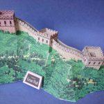 A kínai nagy fal – barkácsötlet csak haladóknak