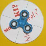 Törizz pörgettyűvel – fidget spinner játékok