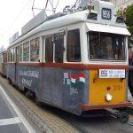 Korhű különjárati villamos 1956-os jelzéssel